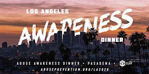 Los Angeles Awareness Dinner