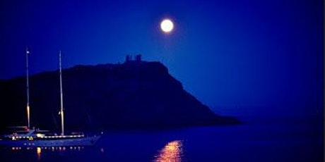 Luxury Catamaran Full Moon Overnight stay at Sounio entradas