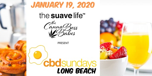CBD Sundays Brunch & Learn Long Beach Launch