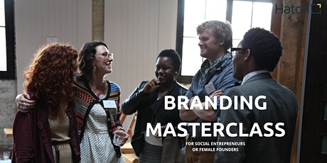 Branding for your Business - May 2020 - London tickets