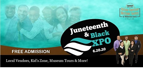 Juneteenth & Black EXPO Fair tickets