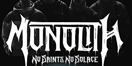 Monolith Album Release Show tickets