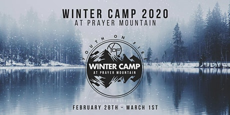Youth on Fire Winter Camp 2020 tickets
