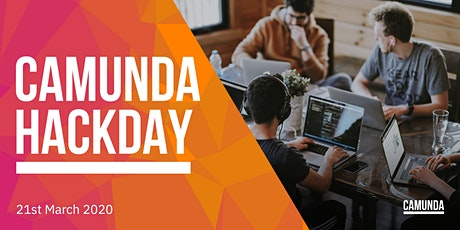 Camunda Hackday Berlin tickets