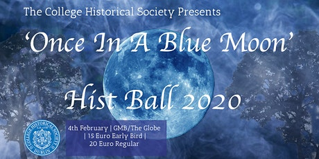 Hist Ball 2020 tickets