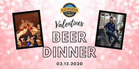 Valentine's Beer Dinner tickets