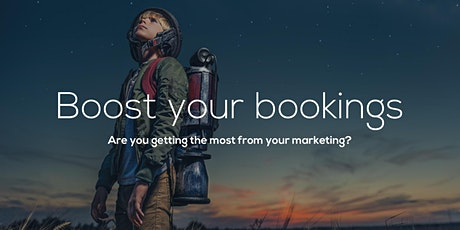 Boost Your Bookings with Marketing Secrets (Wiltshire) tickets