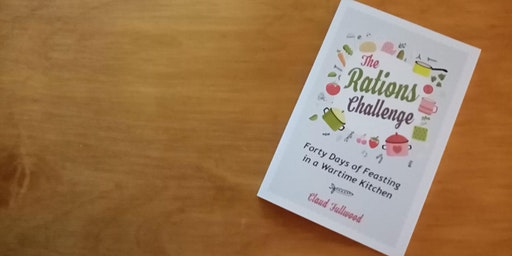 The Rations Challenge Author event