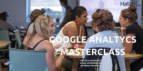 Google Analytics for small business owners tickets