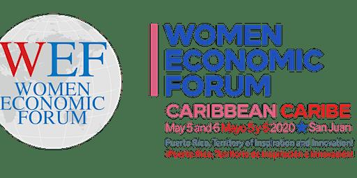 WEF-Caribbean in San Juan, Puerto Rico