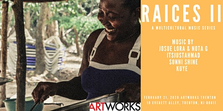 """Raices"" Part II  a multicultural music series tickets"