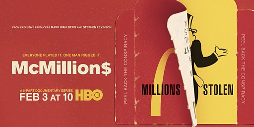 Free Screening of McMILLION$: A New Six-Part Documentary Series from HBO