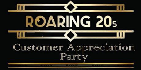 ORH-D Customer Appreciation Party tickets