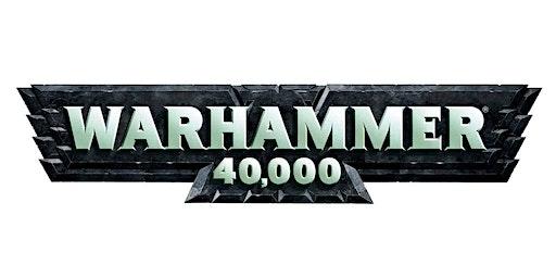 Warhammer 40k Doubles Tournament