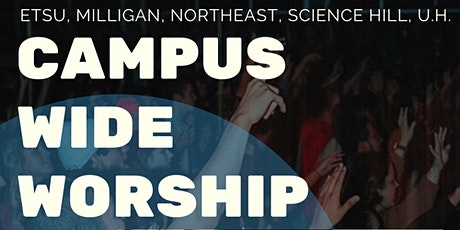 Campus Wide Worship tickets