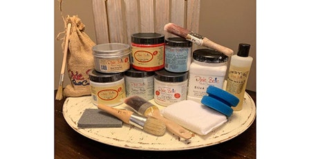 Learn To Paint with Dixie Belle Workshop- Franklin tickets