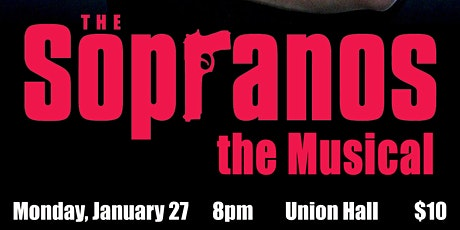 The Sopranos: The Musical tickets