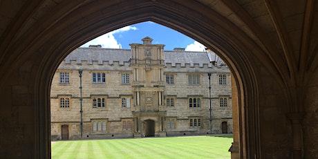 A stroll through Oxford tickets