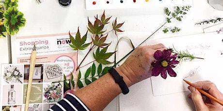 Watercolour Wreath Masterclass- Winter Botanicals tickets