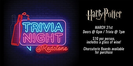 Harry Potter Trivia tickets