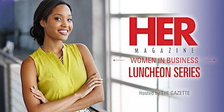 HER Women in Business Luncheon Fairfield tickets