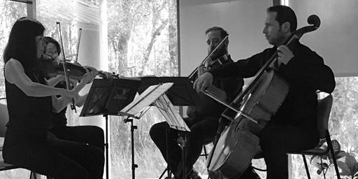 Music in the Woods: Featuring The Meriggiare String Quartet!