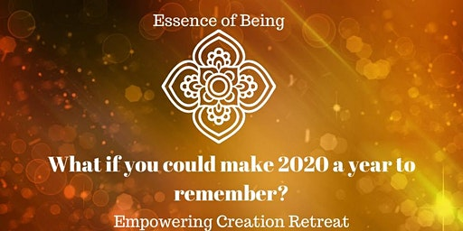 Conscious Creation of 2020 - Make it a Year to Remember