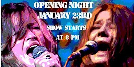 Janis Joplin Inspired by Chuckee Zehr tickets