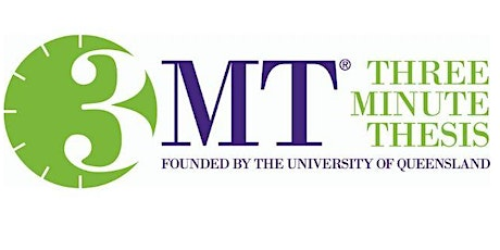 The Columbian College of Arts and Sciences Three Minute Thesis Competition tickets