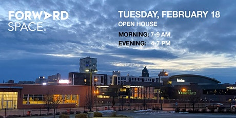 Forward Space Open House tickets