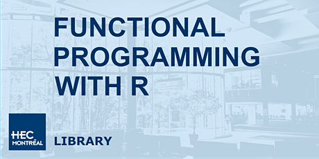 Functional Programming with R billets