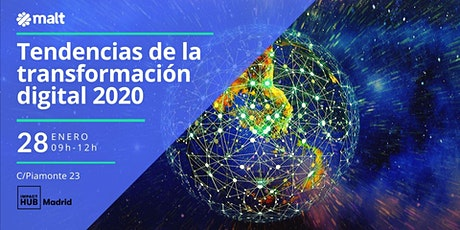 Tendencias de la transformación digital 2020 entradas
