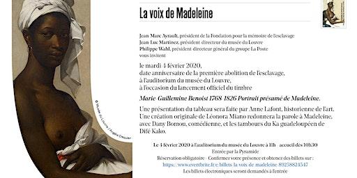 La voix de Madeleine