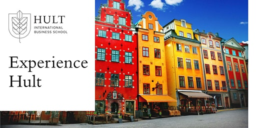 Experience Hult in Stockholm