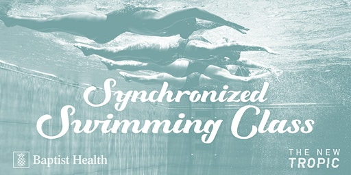 Synchronized Swimming Fitness Class