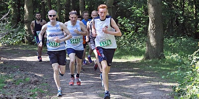 Essex Cross Country 10K Series - Hylands Park