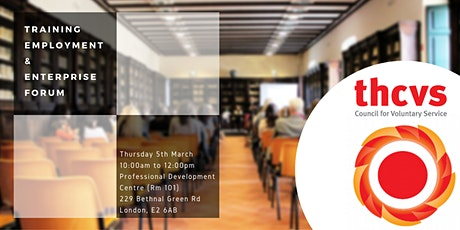 Training Employment and Enterprise Forum (TEEF) tickets