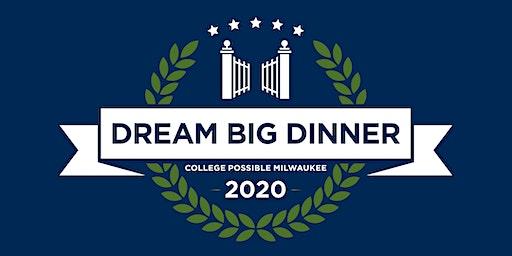 Dream Big Dinner 2020