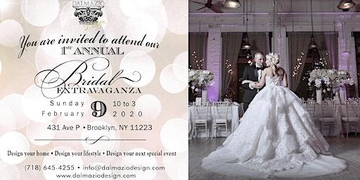 Dalmazio Design Bridal Extravaganza