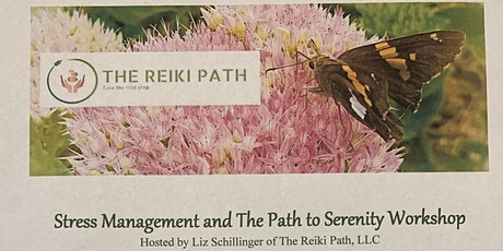 Stress Management & The Path to Serenity Workshop tickets