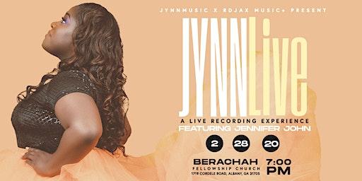 Jynn Live Experience