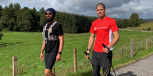 Running, Eating, Chating with Robbie Balenger & William Goodge