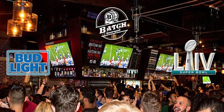 Super Bowl LIV  @ Batch Miami: Official Bud Light San Francisco 49ers Party tickets