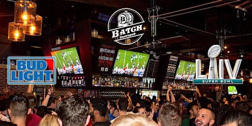Super Bowl LIV  @ Batch Miami: Official Bud Light San Francisco 49ers Party
