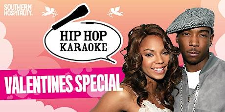 Hip Hop Karaoke - Valentine's Special! tickets