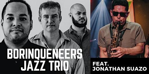 Borinqueneers Feat. Jonathan Suazo