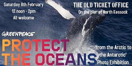 Protect the Oceans Photo Exhibition and Event tickets