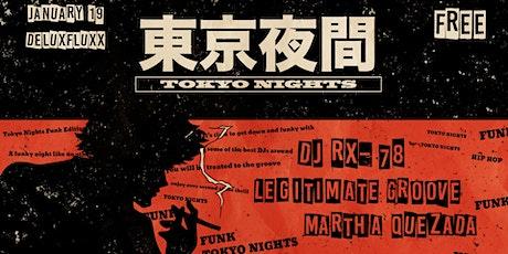 Tokyo Nights tickets