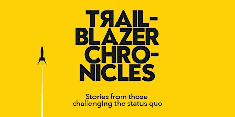 Trailblazer Chronicles: Mark Pollock, Endurance racer &motivational speaker tickets
