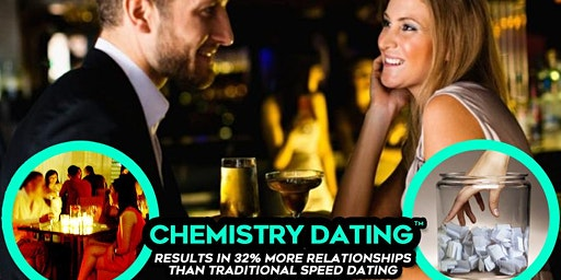 """""""Find Your Valentine"""" Chemistry Speed Dating In NYC  -  Ages 20s and 30s"""